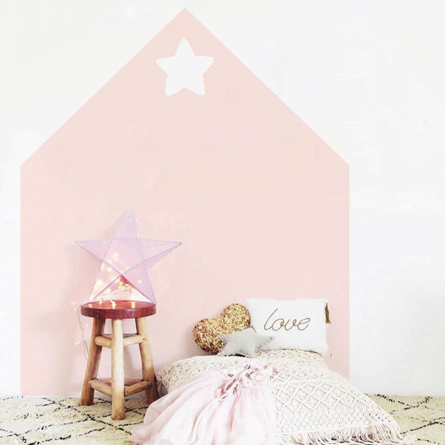 Wall Sticker Home Sticker With Star-Multiple Colors Available - Decochic