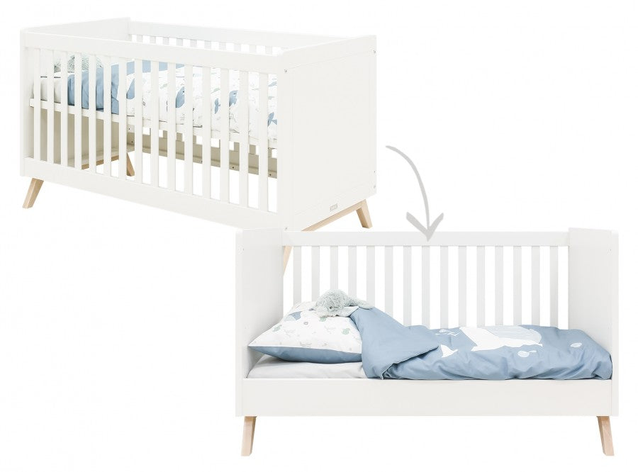 Transformable Cot 70x140 Fenna Bopita - Decochic