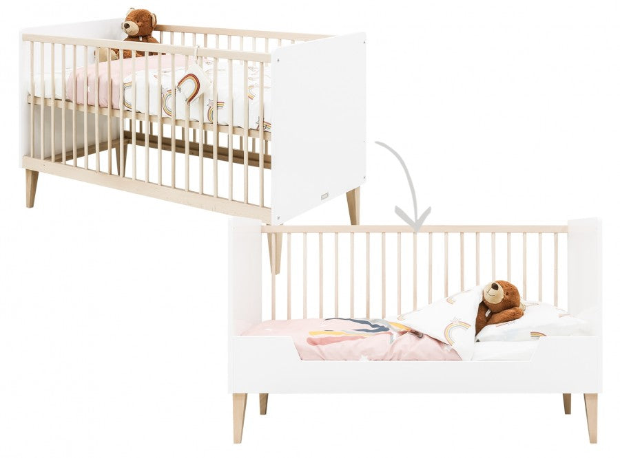 Transformable Cot 70x140 Indy Bopita - Decochic