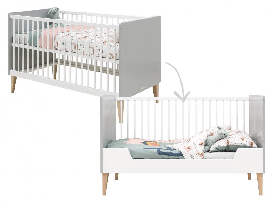Transformable Cot 70x140 Emma Bopita - Decochic