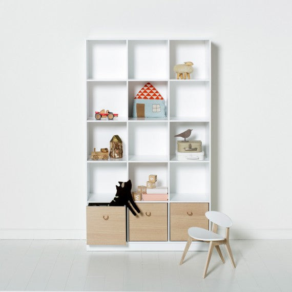 Libreria 3x5 Oliver Furniture - Decochic