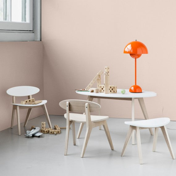 Sgabello Ping Pong Oliver Furniture - Decochic
