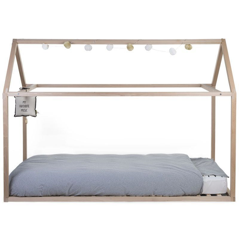 Montessorian Cabin Bed 90x200 cm Childhome - Decochic