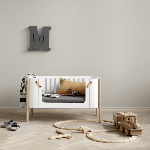 Materasso per Culla Wood Next to Me Oliver Furniture - Decochic