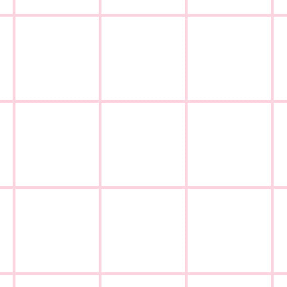 50x200 Squares Baby Pink White Background Vinyl - Decochic