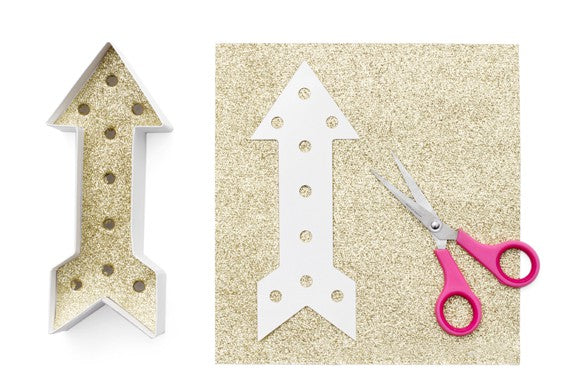 Marquee Love Kit-LED Customizable Letter 'N' - Decochic