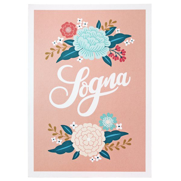 Sogna Art Print Limited Edition - Decochic