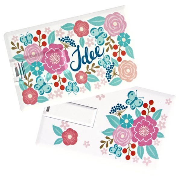 Ideas de tarjetas USB - Decochic