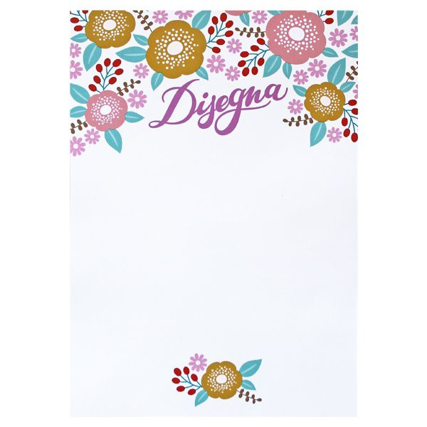 Disegna Notepad - Decochic