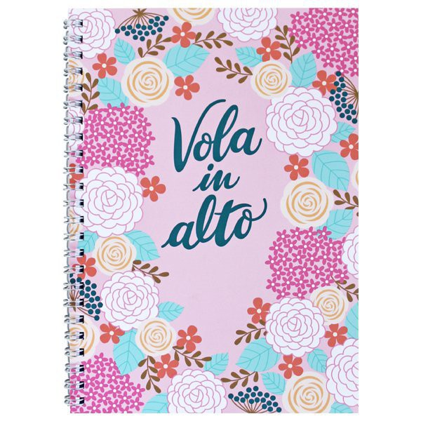 Vola In alto Blogger Notebook - Decochic