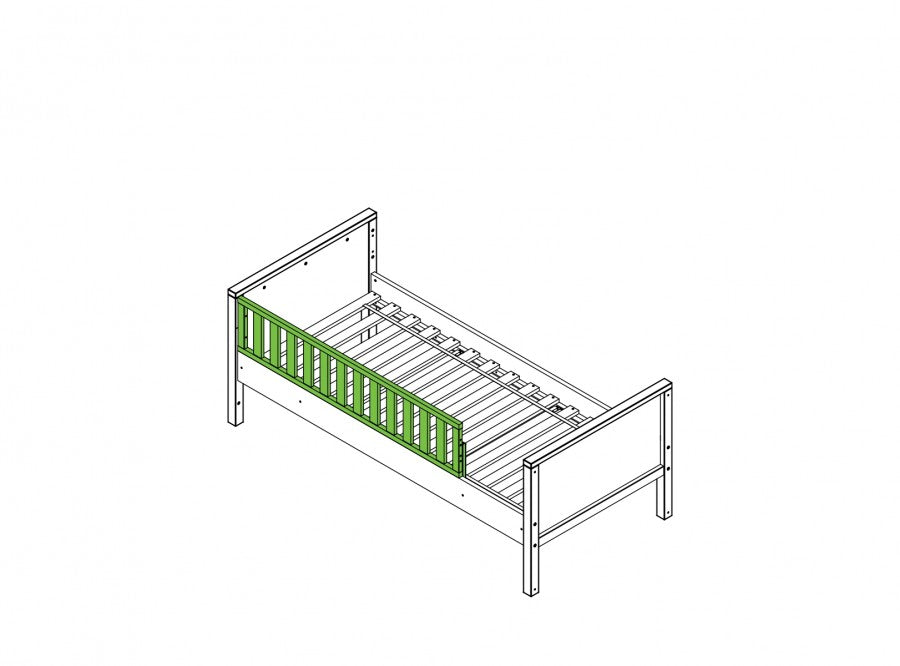 Daybed Bed Nordic Bopita - Decochic