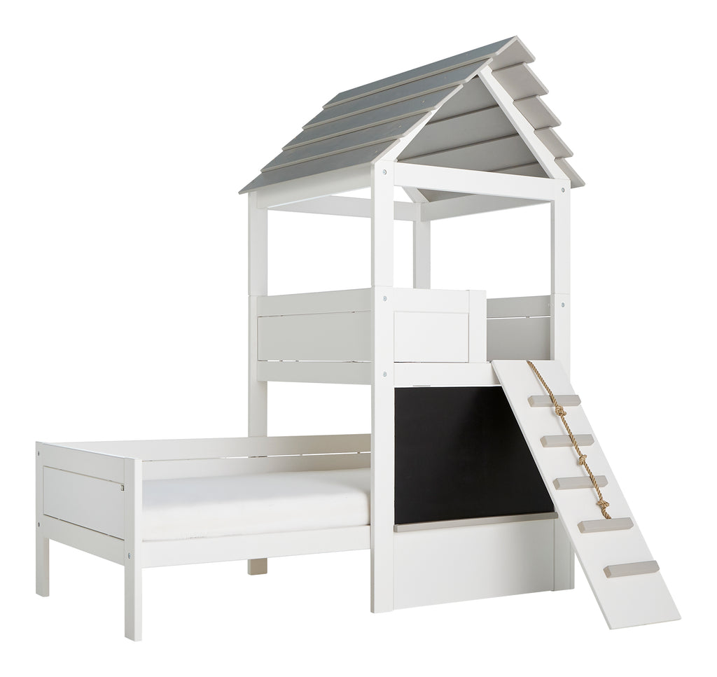 Letto Singolo Play Tower 90x200 cm LifeTime - Decochic