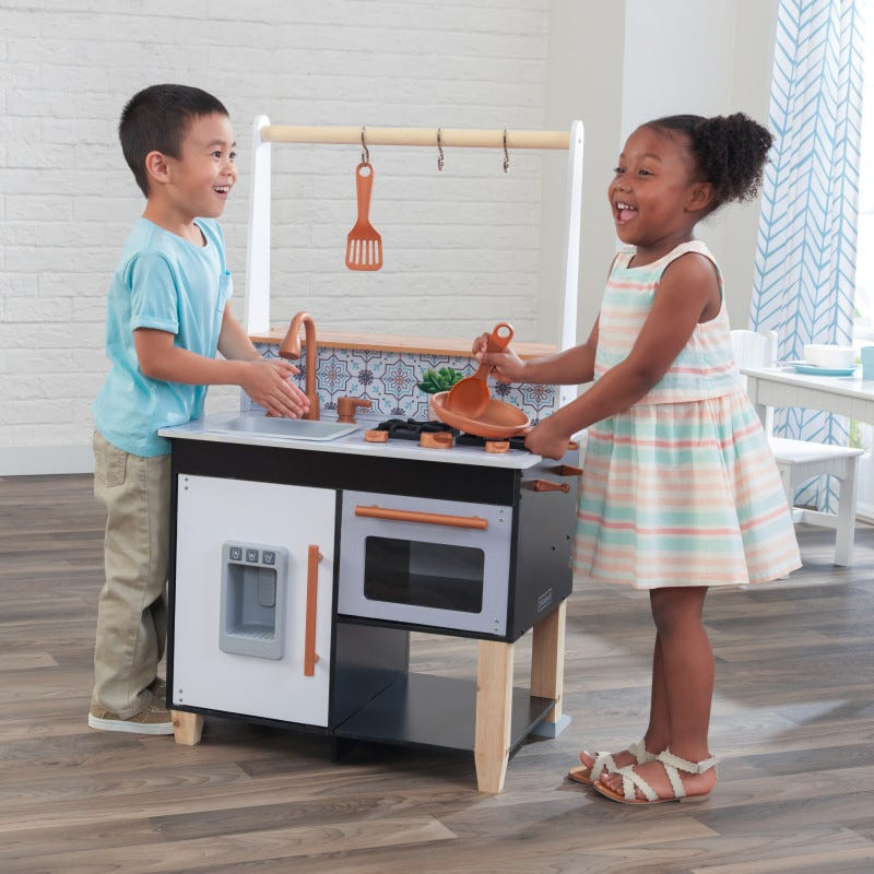 Artisan Island Toodle Toy Kitchen - Decochic