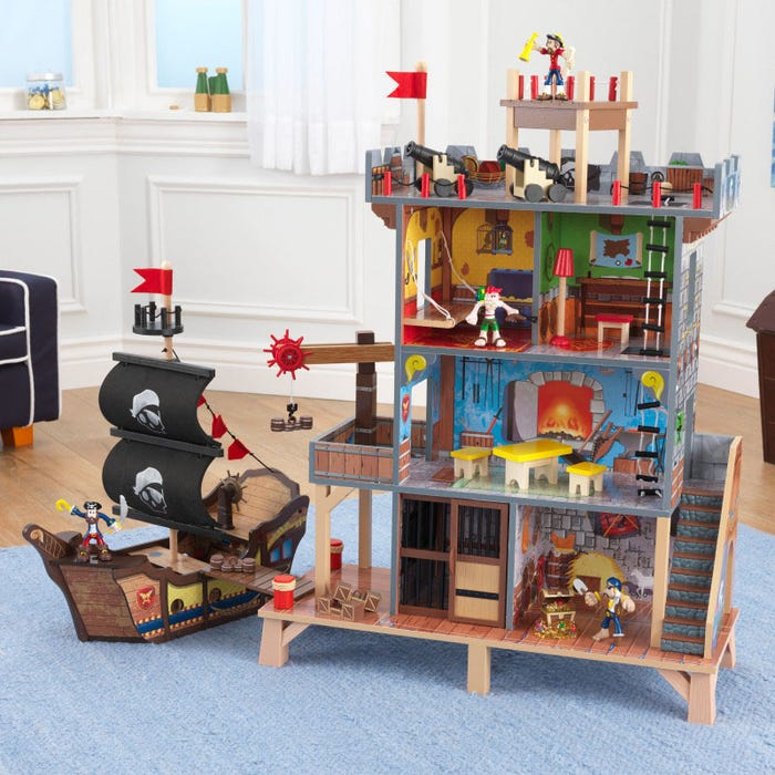 Set Gioco Pirate's Cove KidKraft - Decochic