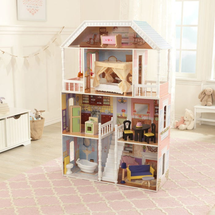 Savannah KidKraft Dollhouse - Decochic