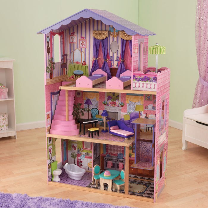 My Dream Mansion KidKraft Dollhouse - Decochic
