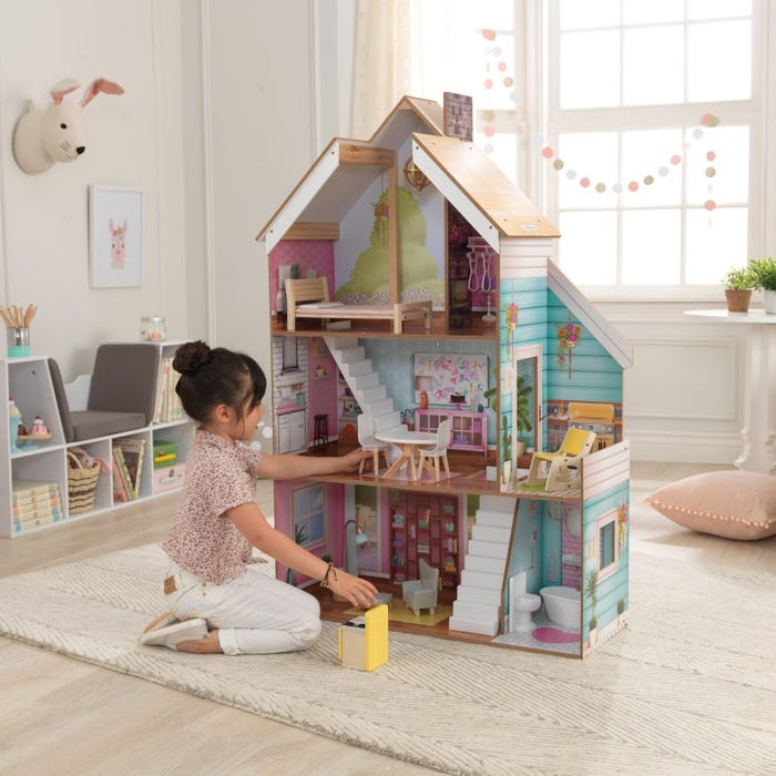 Juliette KidKraft Dollhouse - Decochic