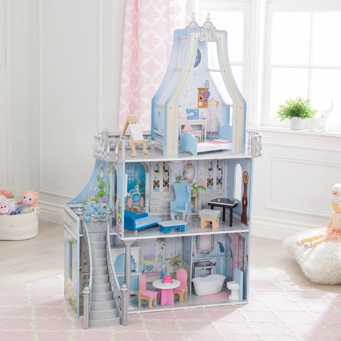 Casa delle bambole Magical Dreams Castle Kidkraft - Decochic