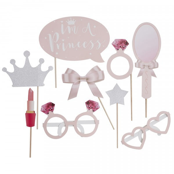 Prinzessin Foto Set Kit - Decochic