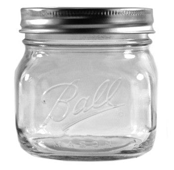Barattolo in Vetro Ball Mason Jar Elite Tappo Largo - Decochic