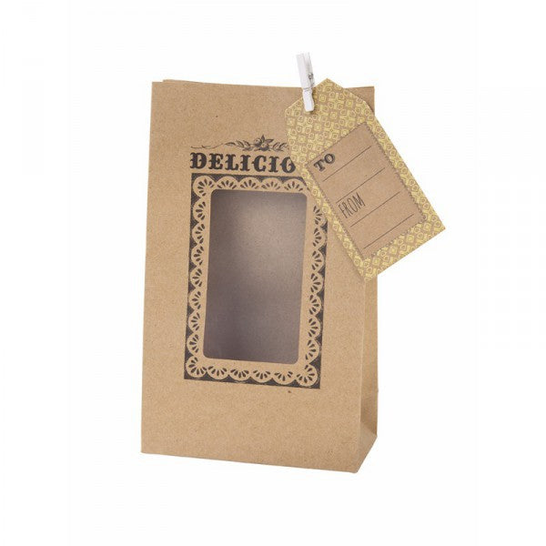 Kit d'emballage de biscuits artisanaux - Decochic