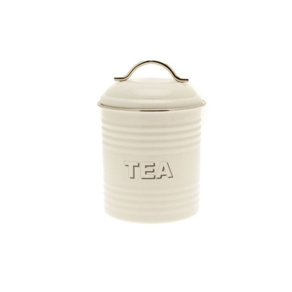 Metal Jar for Tea - Decochic