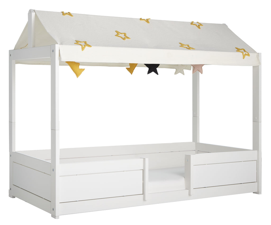 Fabric Roof with Mini Cushions Princess Stars LifeTime - Decochic