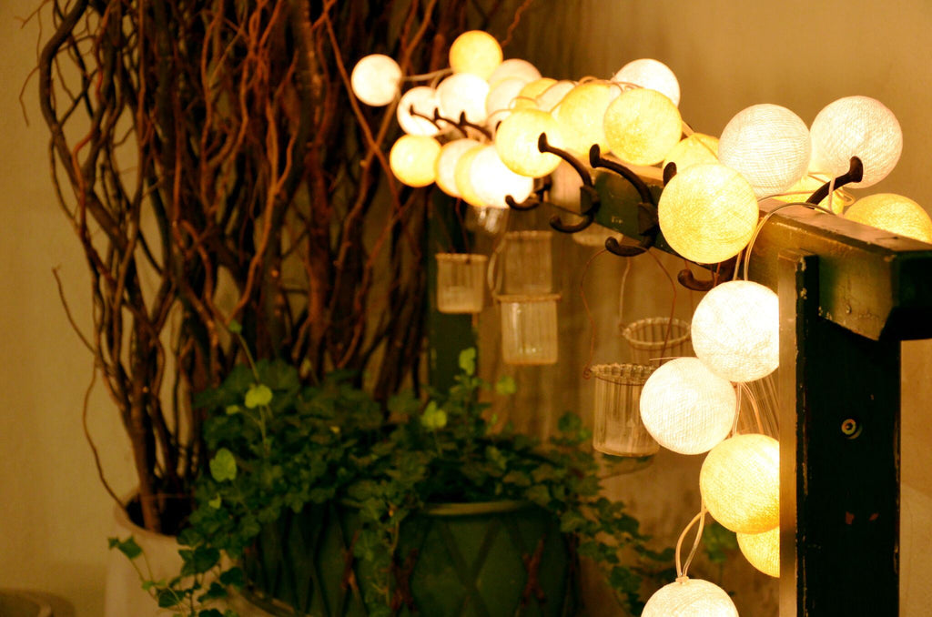 Globi Luminosi Madreperla - Decochic