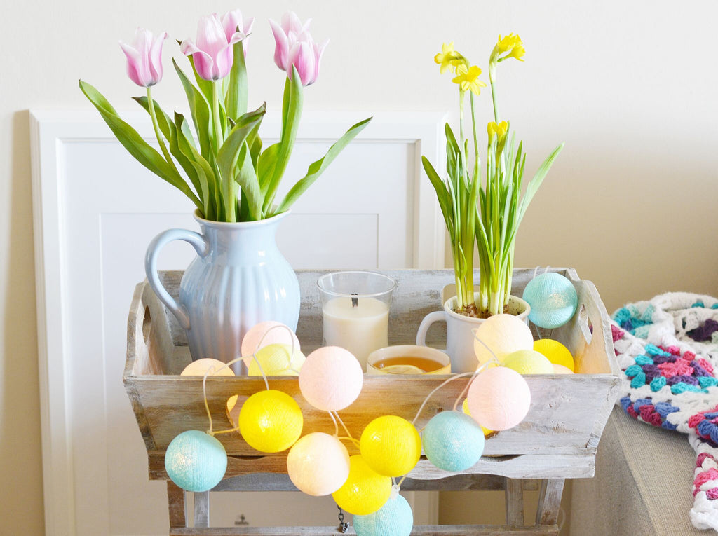 Luminous Led Spheres Achat - Decochic