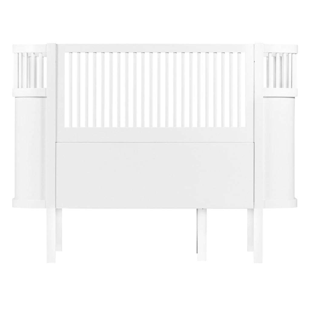 Convertible Baby Bed White Sebra - Decochic