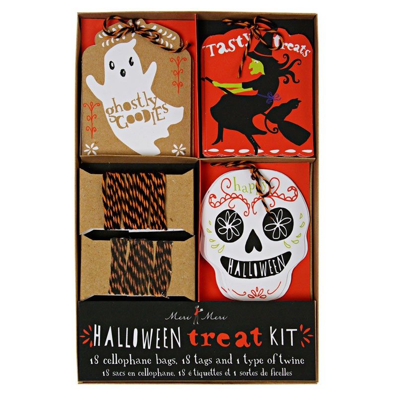 Kit Packaging Halloween Meri Meri - Decochic