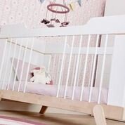 Lettino Allungabile Per Bambini 70x140 cm Lifetime - Decochic