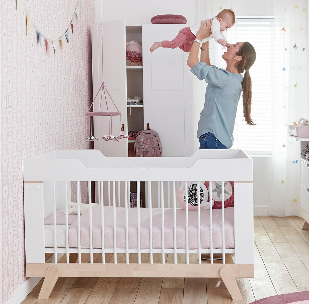 Extendable Children's Bed 70x140 cm Lifetime - Decochic