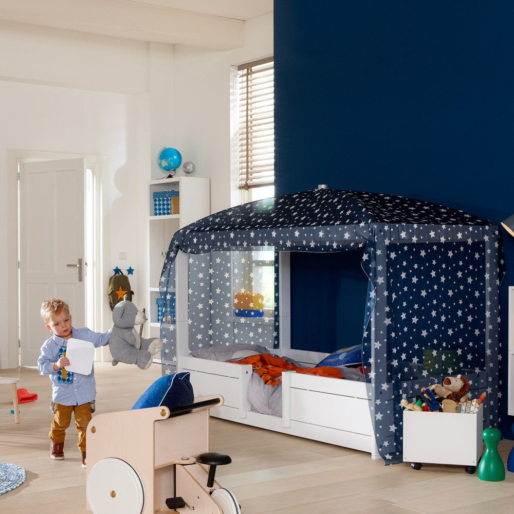 Tenda Blue Star per letto 4 in 1 Lifetime - Decochic