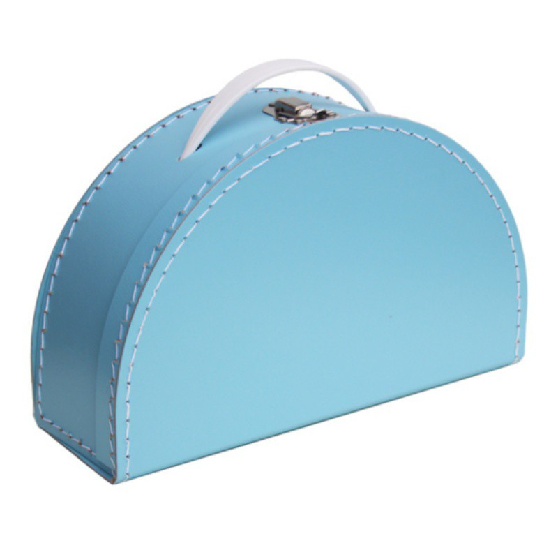 Blue Briefcase - Decochic