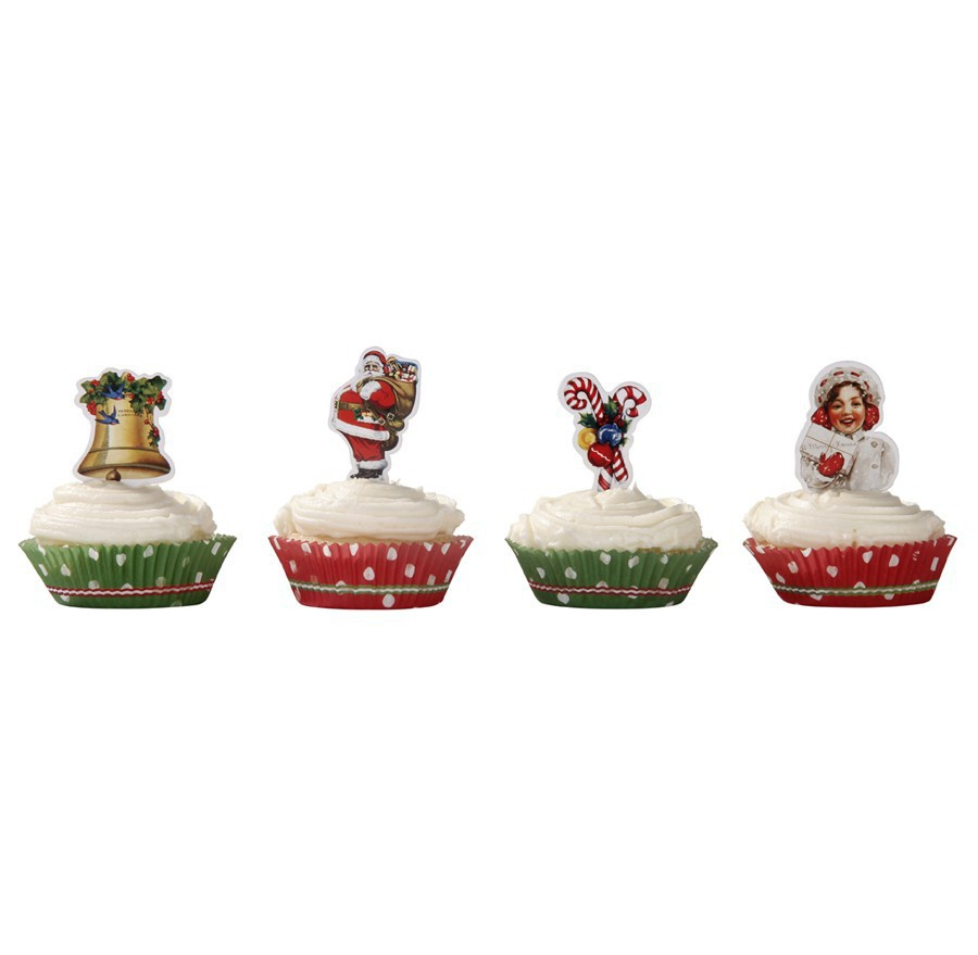 Pirottini con Toppers Christmas - Decochic