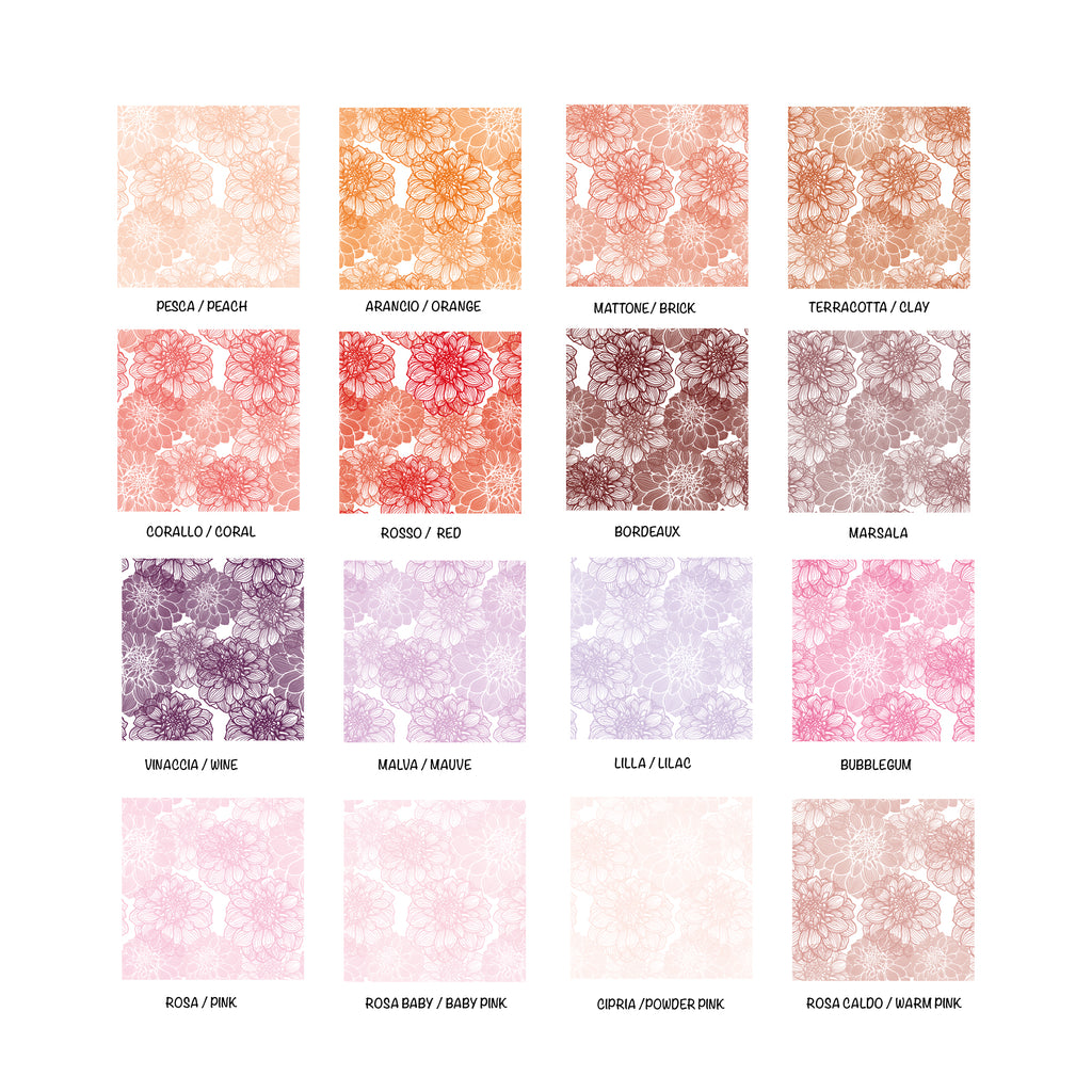 Self-Adhesive Bouquet Film - More Colors Available - Decochic
