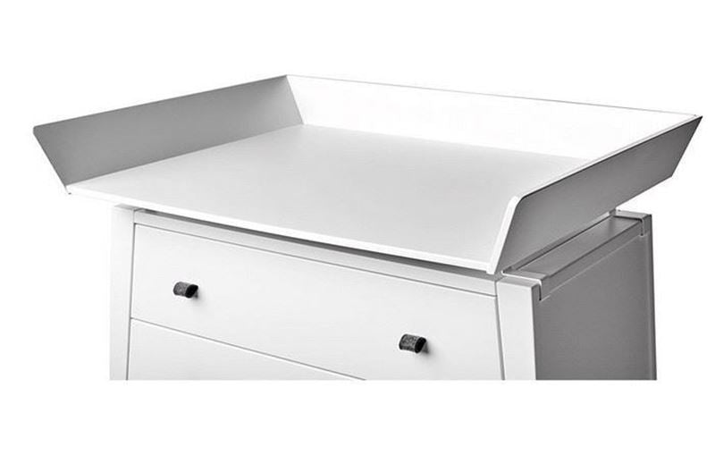 Changing table White Line Leander - Decochic