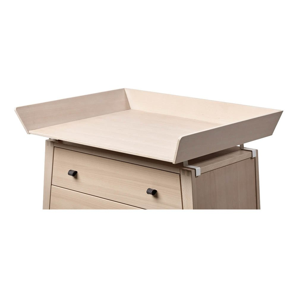Changing table Line Beech Leander - Decochic