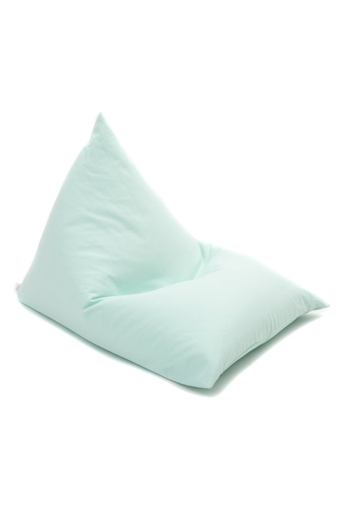 Plain Mint Wigiwama Children's Cushion - Decochic