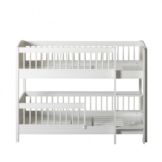 Low Bunk Bed Seaside Lille Oliver Furniture - Decochic