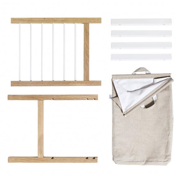 Kit Accessori Per Cassettiera Seaside con 6 cassetti Oliver Furniture - Decochic