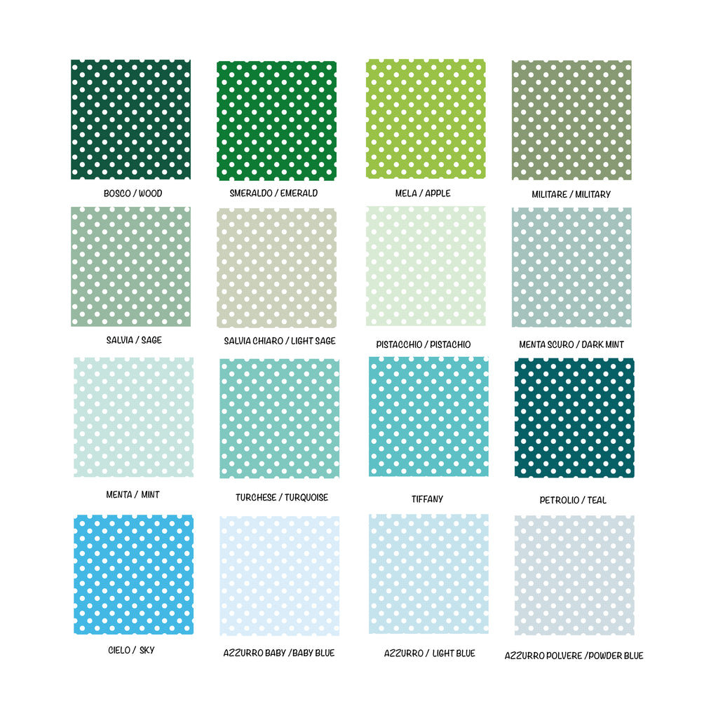 Self-Adhesive Pois Film - More Colors Available - Decochic