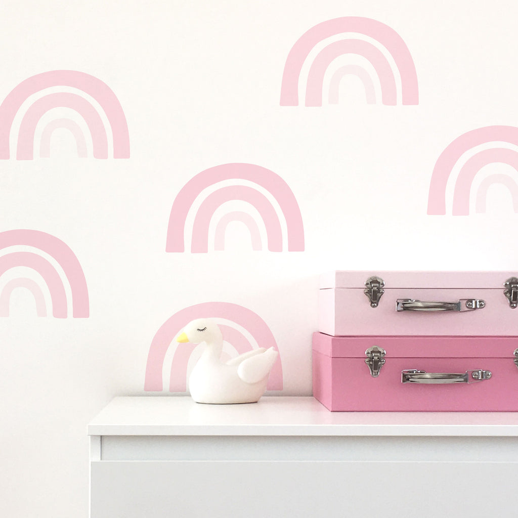Wall Stickers Rainbows - More Colors Available - Decochic
