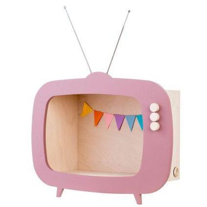 Mensola a TV Rosa Up Warsaw - Decochic