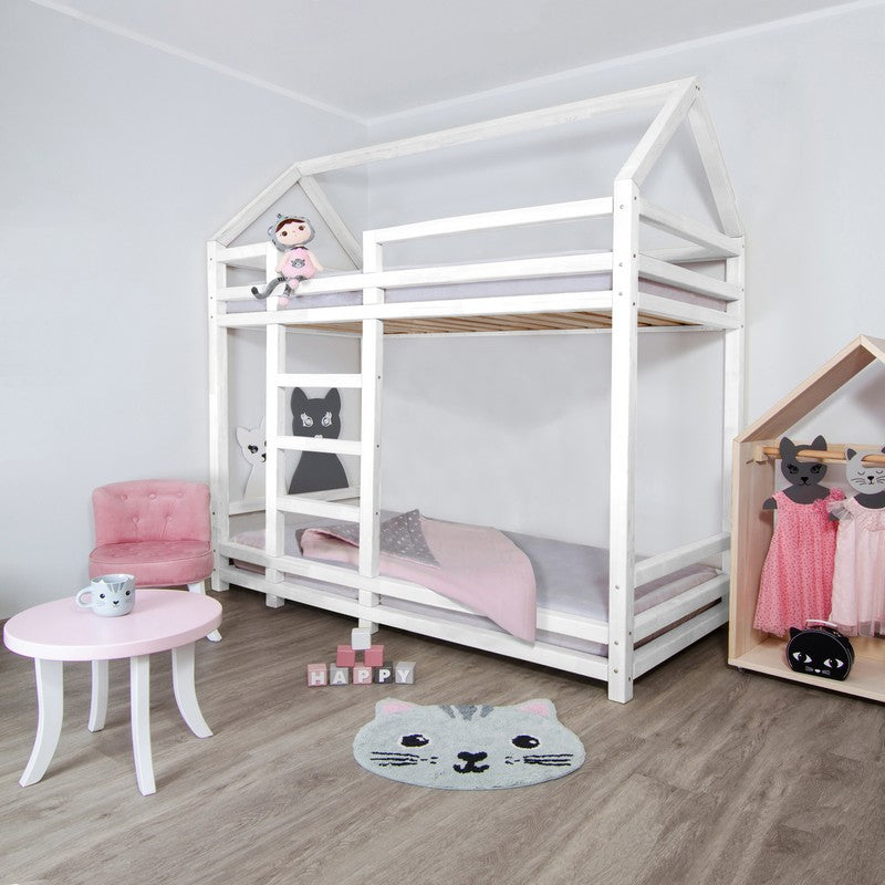 Montessori Twinny Benlemi Bunk Bed - More Colors Available - Decochic