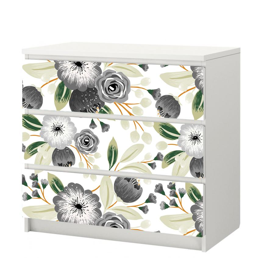 Pellicola Autoadesiva Bloom - Decochic