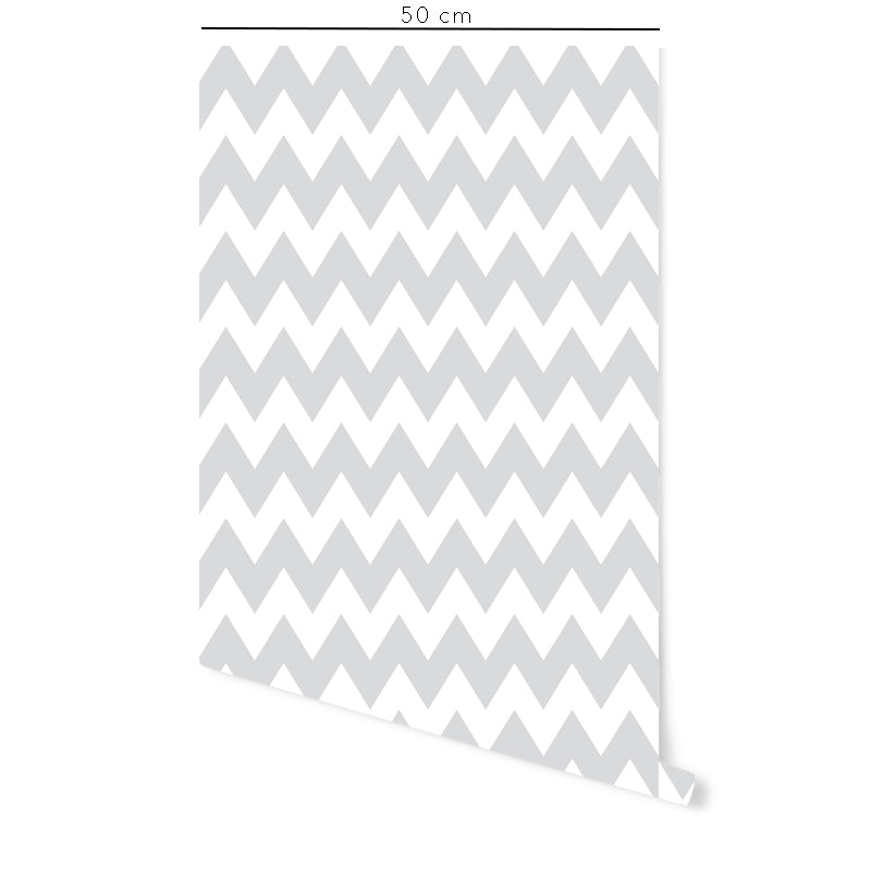 Self-Adhesive Zig Zag Film More Colors Available - Decochic