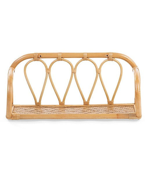 Mensola in Rattan Naturale Childhome - Decochic