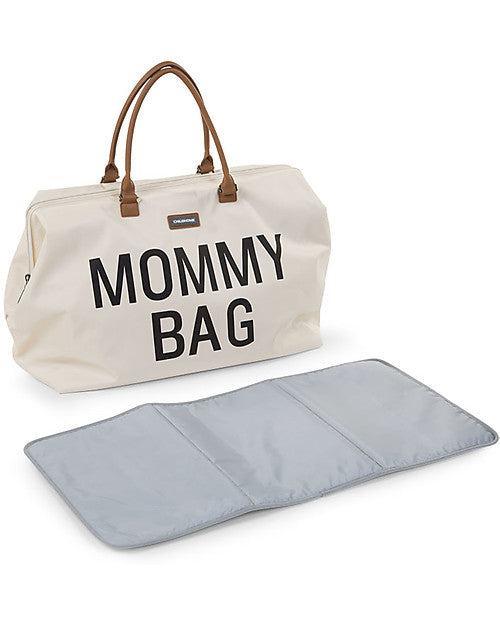 Borsa Fasciatoio Mommy Bag Avorio Childhome - Decochic